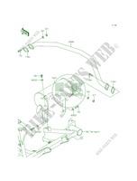 2011 Kawasaki Mule 4010 Wiring Diagram besides Bobcat Windshield Wiper Motor Wiring Diagram And likewise 2007 Kawasaki Mule 610 4x4 Kaf400 A7f Gear Box Assembly together with Kawasaki 220 Bayou Wiring Diagram likewise Driven Converter Drive Belt. on kawasaki mule 610 body parts