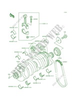 1997 ZG1000A12 Kawasaki GTR 1000 - Clutch Push Rod Oil Seal 1000 CC