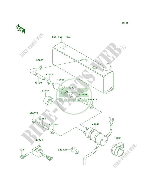 Kawasaki Mule Wiring Diagram