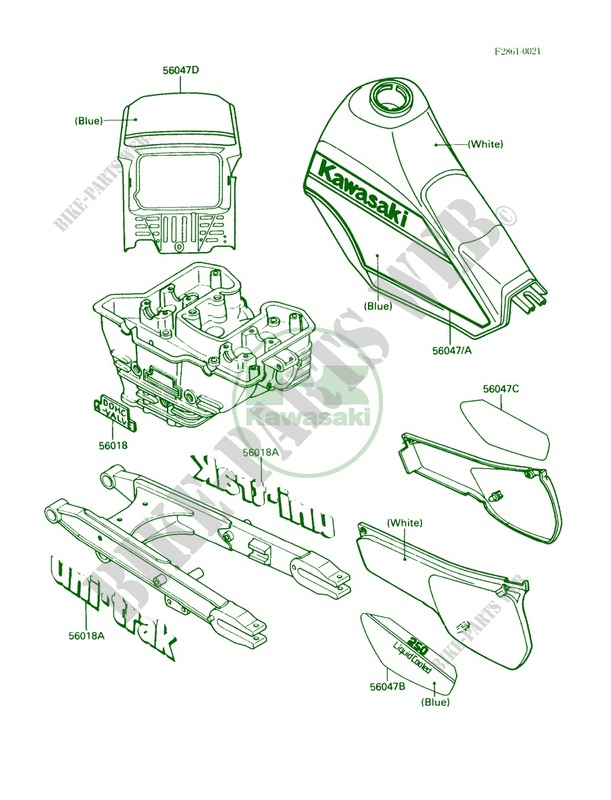 18 as well  furthermore T25175458 Wire shovelhead engine rigid frame make likewise Index also Klr650 Parts Diagram. on klr 650 rear turn signals
