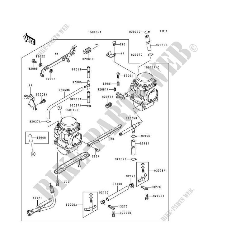 Suzuki Gse Carburetor Parts