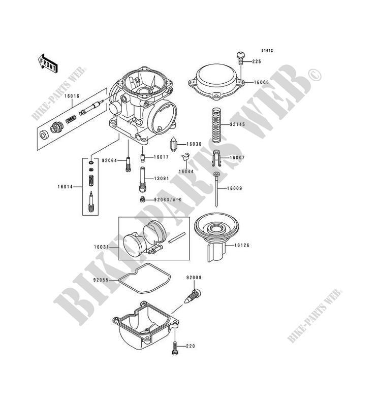 kawasaki er wiring diagrams diagram schemes  diagram  auto