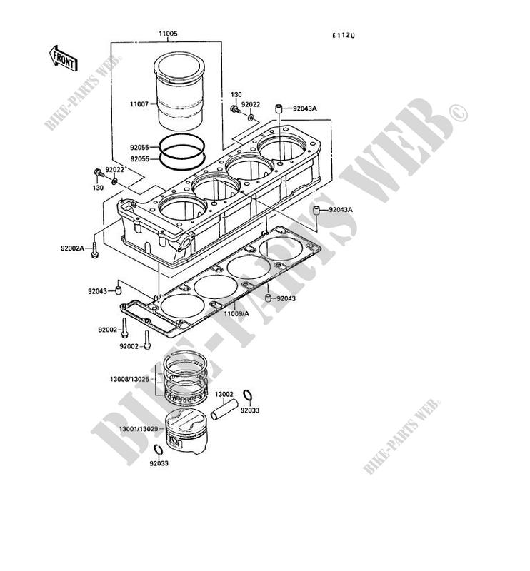 GPZ1000RX réveil  - Page 3 CYLINDRE-PISTON-Kawasaki-MOTOS-1000-1989-ZX-10-ZX1000-B2-B_05