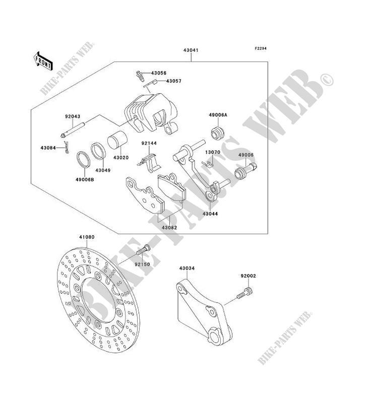 brake combination valve diagram